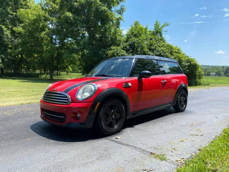 2011 MINI Cooper Clubman for sale at Moundbuilders Motor Group in Heath OH