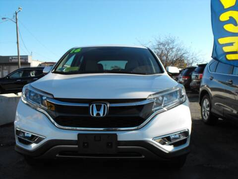 2016 Honda CR-V for sale at Merrimack Motors in Lawrence MA