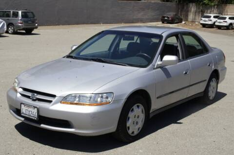 2000 Honda Accord for sale at Sports Plus Motor Group LLC in Sunnyvale CA
