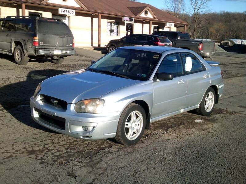 2005 Subaru Impreza for sale at On The Road Again Auto Sales in Lake Ariel PA