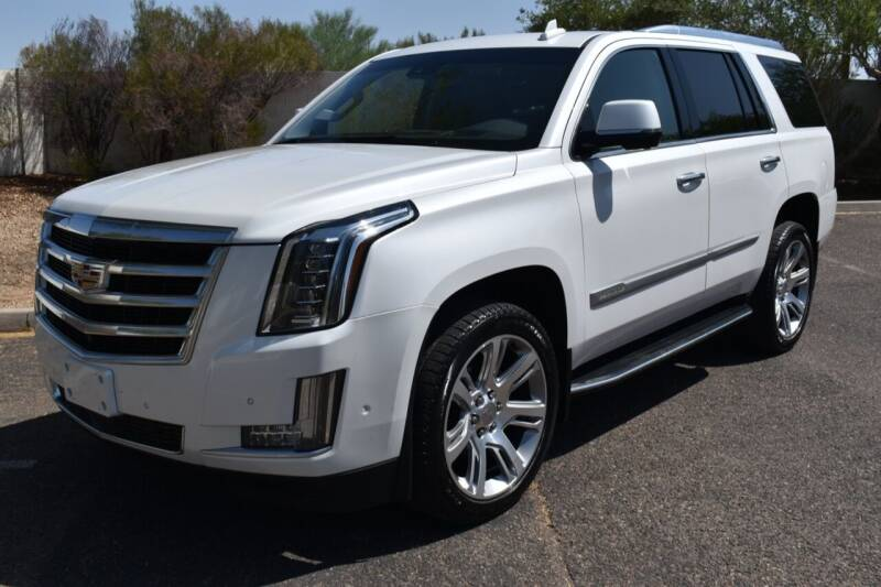 2018 Cadillac Escalade for sale at AMERICAN LEASING & SALES in Tempe AZ
