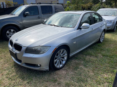 2009 BMW 3 Series for sale at Branch Avenue Auto Auction in Clinton MD