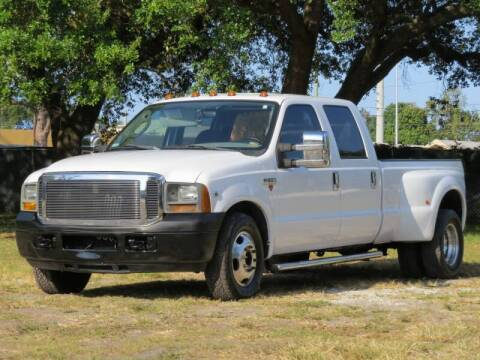 2005 Ford F-350 Super Duty for sale at DK Auto Sales in Hollywood FL