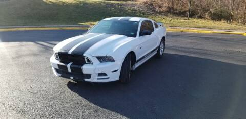 2014 Ford Mustang for sale at Diamond Automobile Exchange in Woodbridge VA