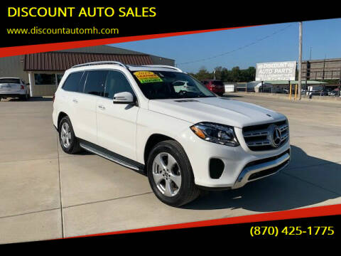 2019 Mercedes-Benz GLS for sale at DISCOUNT AUTO SALES in Mountain Home AR