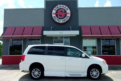 2014 Dodge Grand Caravan for sale at Strahan Auto Sales Petal in Petal MS