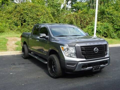 2020 Nissan Titan for sale at Ron's Automotive in Manchester MD