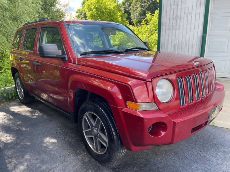 2009 Jeep Patriot for sale at Auto Exchange in The Plains OH