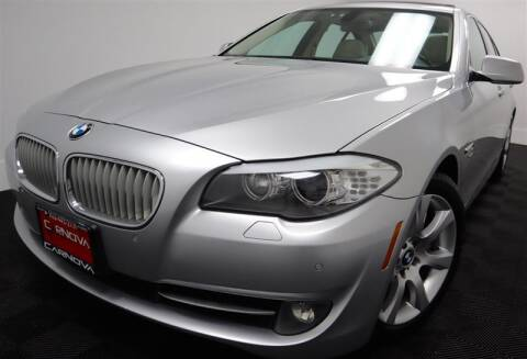 2011 BMW 5 Series for sale at CarNova in Stafford VA