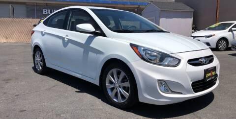 2012 Hyundai Accent for sale at Cars 2 Go in Clovis CA
