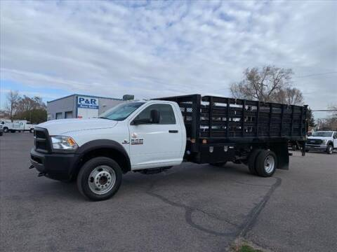 2014 RAM Ram Chassis 5500 for sale at P & R Auto Sales in Pocatello ID