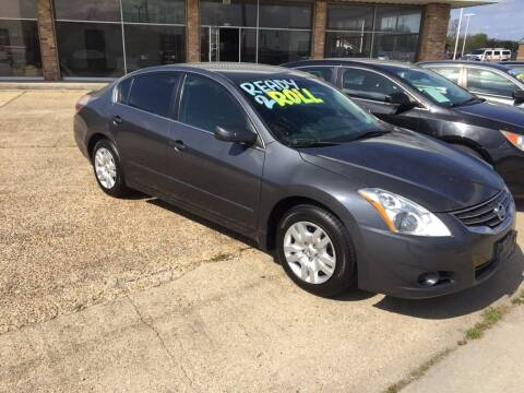 2010 Nissan Altima for sale at Uncle Ronnie's Auto LLC in Houma LA