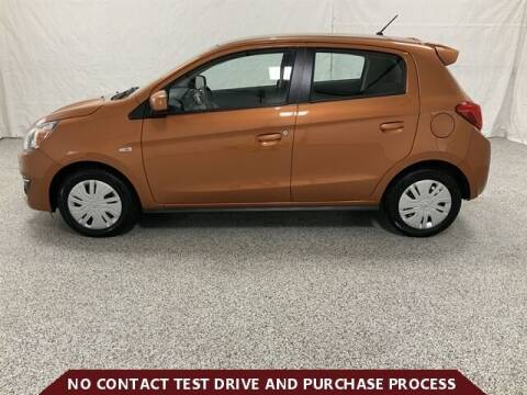 2018 Mitsubishi Mirage for sale at Brothers Auto Sales in Sioux Falls SD