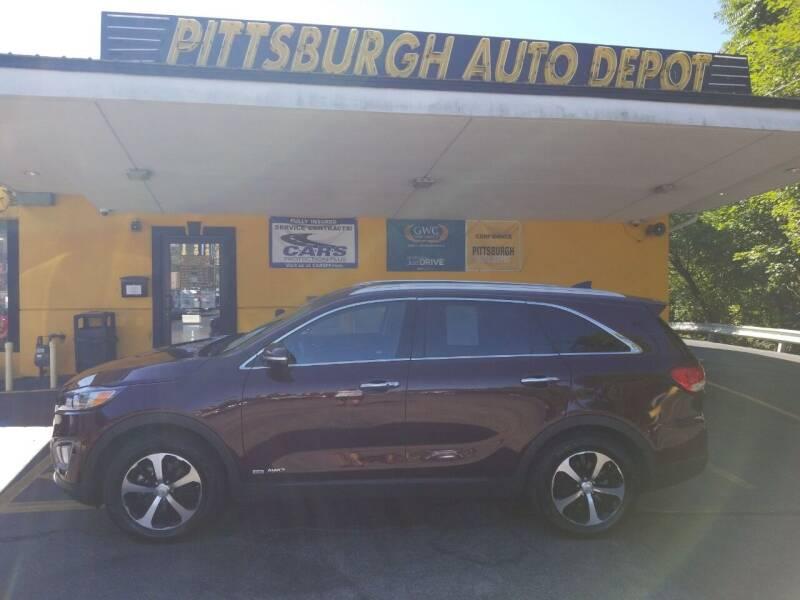 2017 Kia Sorento for sale at Pittsburgh Auto Depot in Pittsburgh PA