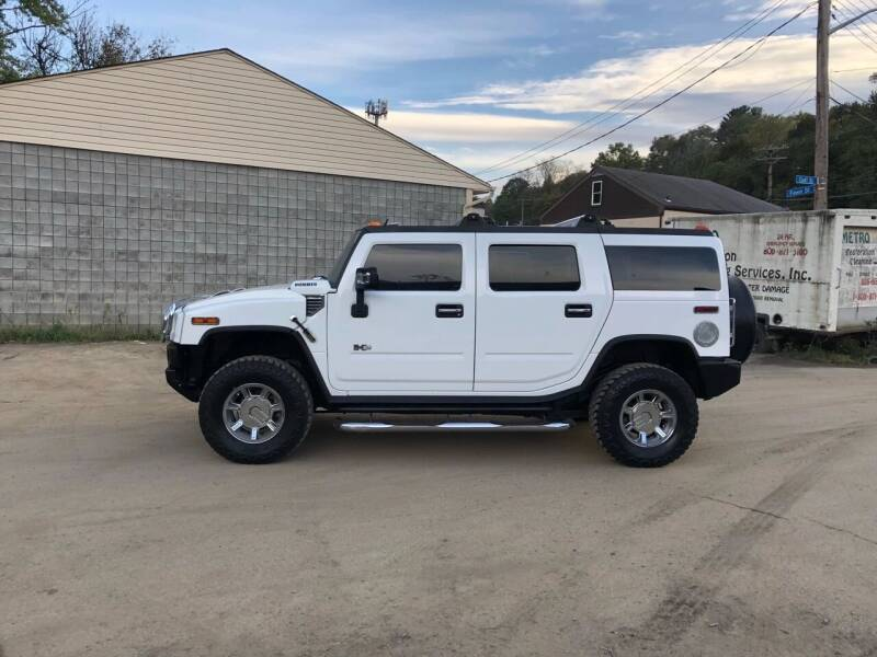 2006 HUMMER H2 for sale at Compact Cars of Pittsburgh in Pittsburgh PA