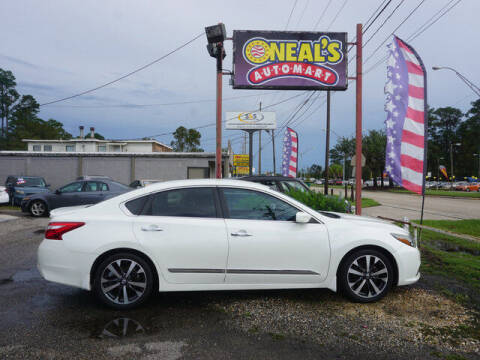 2016 Nissan Altima for sale at Oneal's Automart LLC in Slidell LA