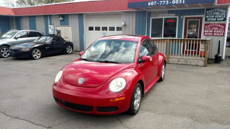 2007 Volkswagen New Beetle for sale at Cars R Us in Binghamton NY