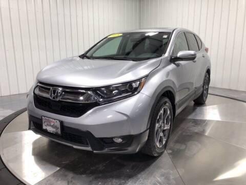 2018 Honda CR-V for sale at HILAND TOYOTA in Moline IL