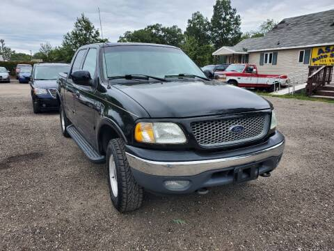 2001 Ford F-150 for sale at ASAP AUTO SALES in Muskegon MI
