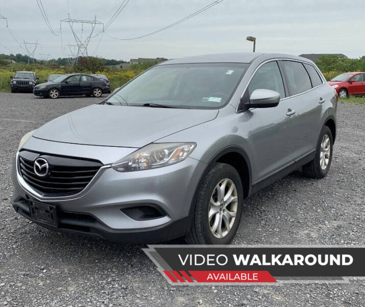 2013 Mazda CX-9 for sale at Eastclusive Motors LLC in Hasbrouck Heights NJ
