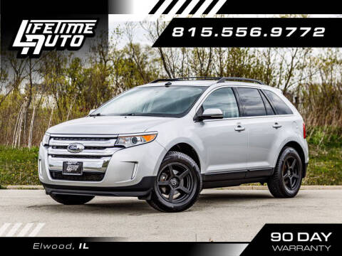 2012 Ford Edge for sale at Lifetime Auto in Elwood IL