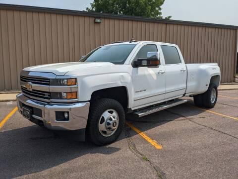 2016 Chevrolet Silverado 3500HD for sale at Tucson Motors in Sioux Falls SD