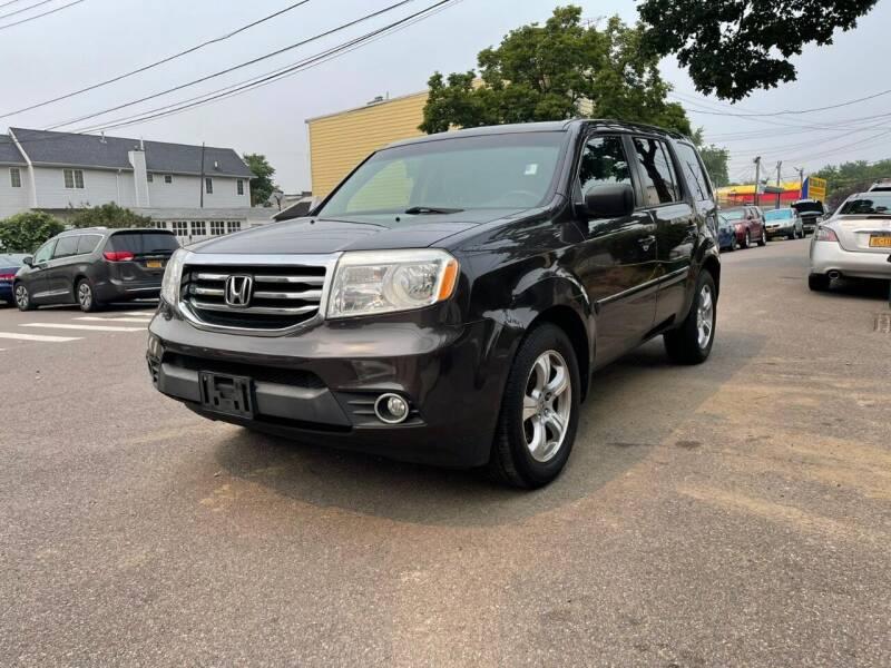2012 Honda Pilot for sale at Kapos Auto, Inc. in Ridgewood NY