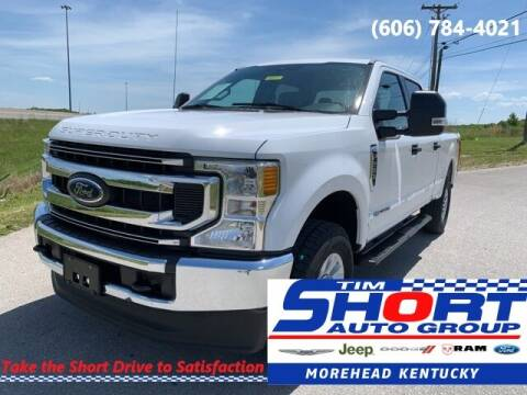 2020 Ford F-250 Super Duty for sale at Tim Short Chrysler in Morehead KY
