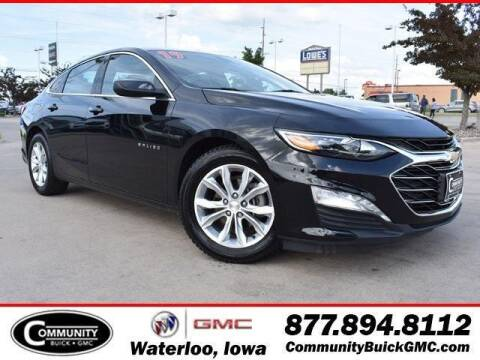 2019 Chevrolet Malibu for sale at Community Buick GMC in Waterloo IA