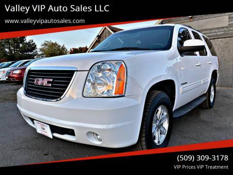 2013 GMC Yukon for sale at Valley VIP Auto Sales LLC in Spokane Valley WA
