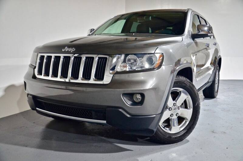2013 Jeep Grand Cherokee for sale at Carxoom in Marietta GA