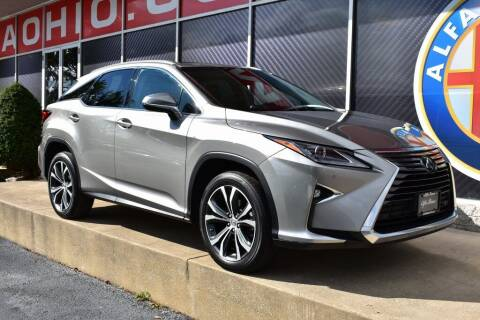 2017 Lexus RX 350 for sale at Alfa Romeo & Fiat of Strongsville in Strongsville OH