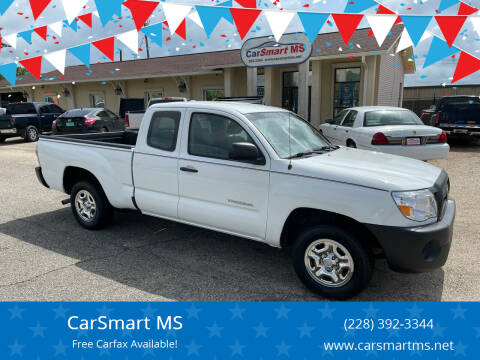 2009 Toyota Tacoma for sale at CarSmart MS in Diberville MS