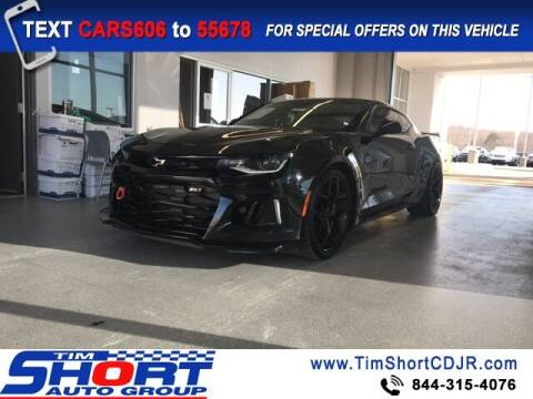 2018 Chevrolet Camaro for sale at Tim Short Chrysler in Morehead KY