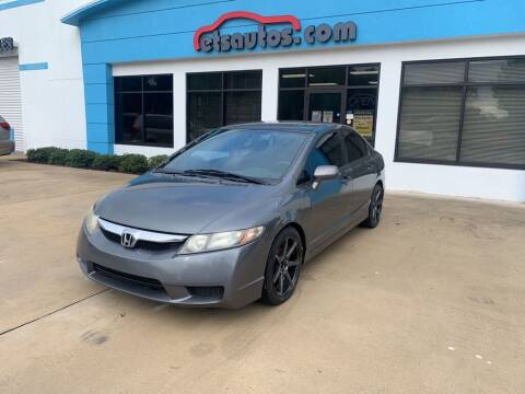 2011 Honda Civic for sale at ETS Autos Inc in Sanford FL