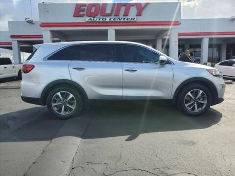 2020 Kia Sorento for sale at EQUITY AUTO CENTER in Phoenix AZ