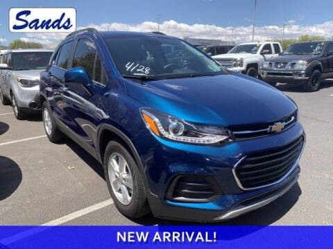 2019 Chevrolet Trax for sale at Sands Chevrolet in Surprise AZ