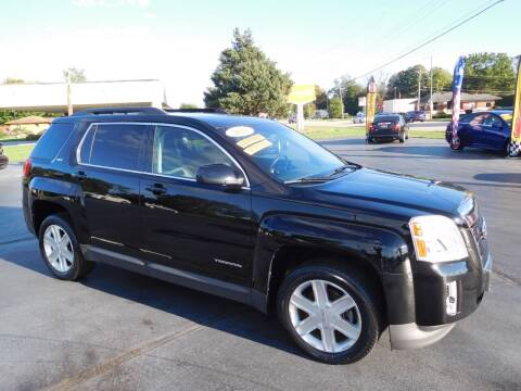 2011 GMC Terrain for sale at North State Motors in Belvidere IL