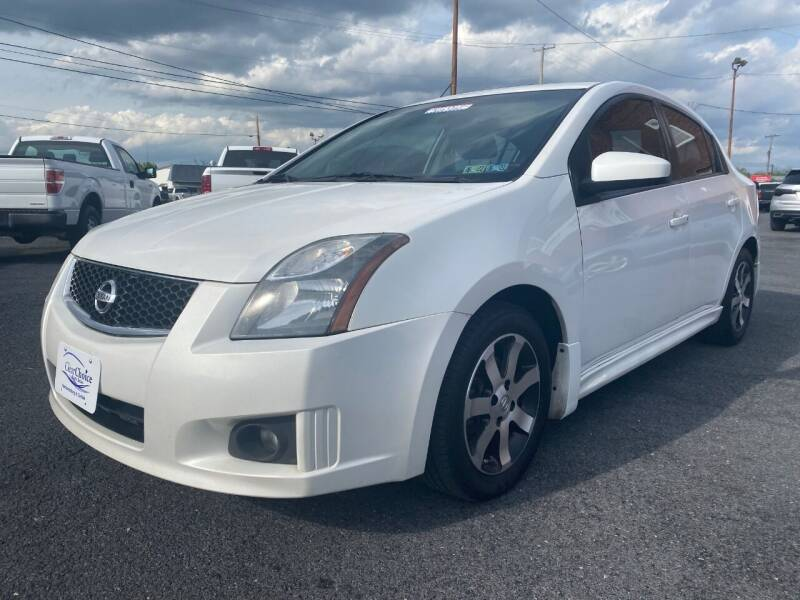 2012 Nissan Sentra for sale at Clear Choice Auto Sales in Mechanicsburg PA