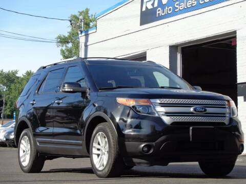2014 Ford Explorer for sale at Rivera Auto Sales LLC in Saint Paul MN