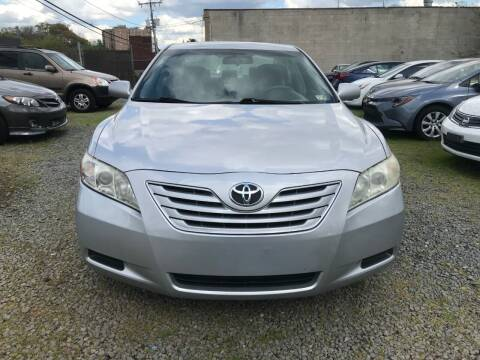 2007 Toyota Camry for sale at A & B Auto Finance Company in Alexandria VA