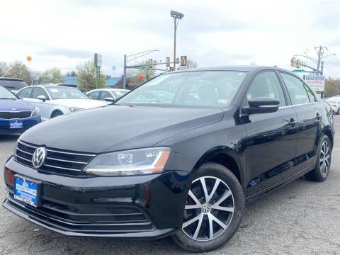 2017 Volkswagen Jetta for sale at Kargar Motors of Manassas in Manassas VA