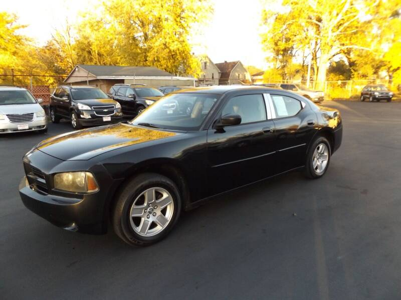 2007 Dodge Charger for sale at Goodman Auto Sales in Lima OH