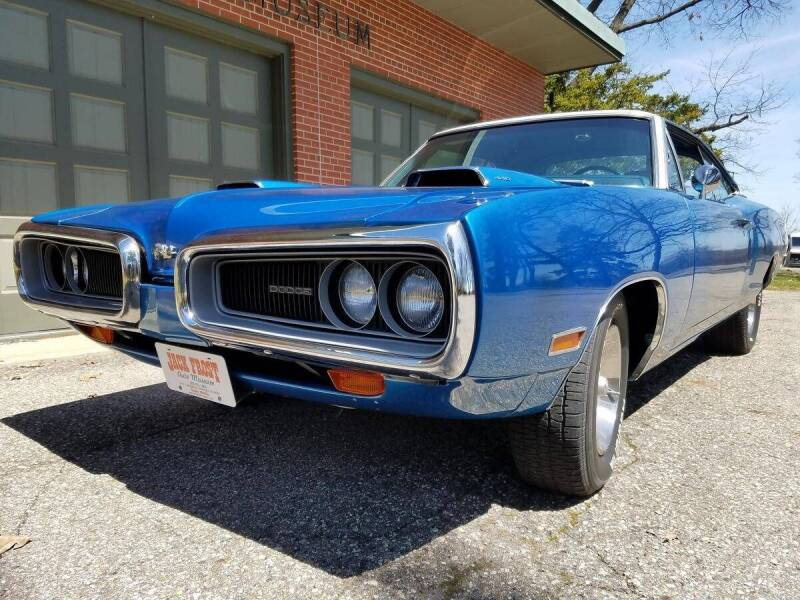 1970 Dodge Super Bee for sale at Jack Frost Auto Museum in Washington MI