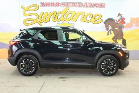 2021 Chevrolet TrailBlazer for sale at Sundance Chevrolet in Grand Ledge MI