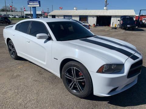 2014 Dodge Charger for sale at Ol Mac Motors in Topeka KS