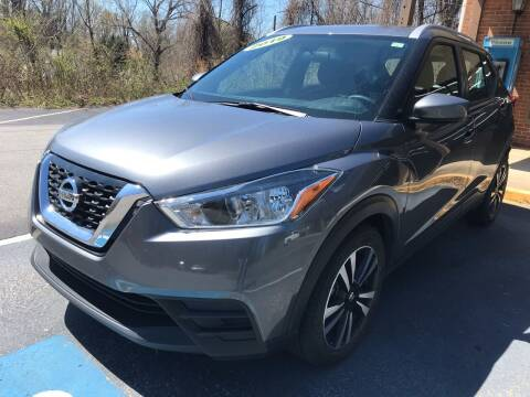 2019 Nissan Kicks for sale at Scotty's Auto Sales, Inc. in Elkin NC