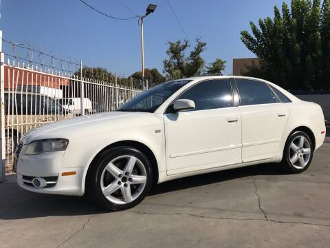 2005 Audi A4 for sale at Olympic Motors in Los Angeles CA