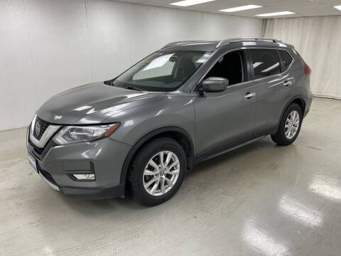 2018 Nissan Rogue for sale at Kerns Ford Lincoln in Celina OH
