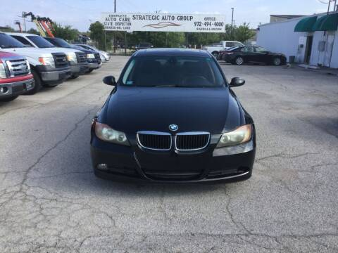2006 BMW 3 Series for sale at Strategic Auto Group in Garland TX